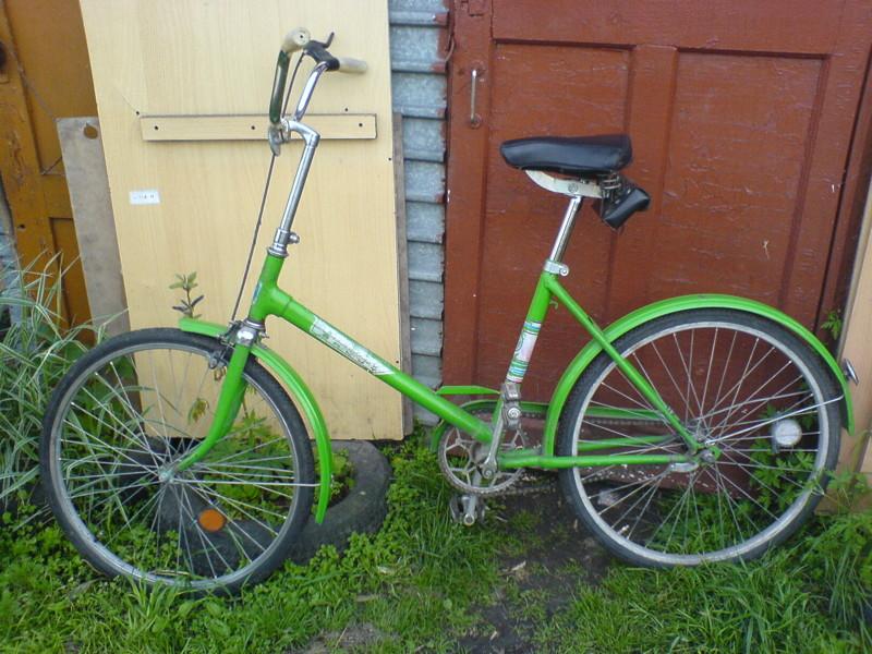 Калининграде, велосипед салют кто их выпускает нервного