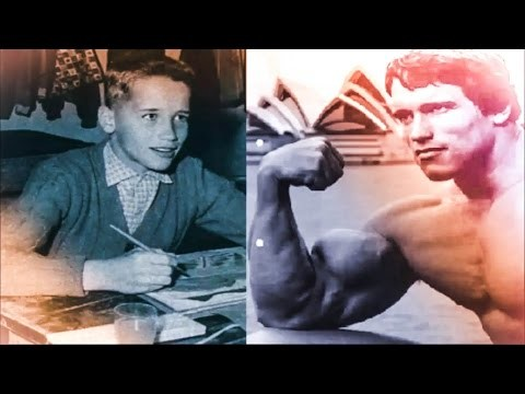 Arnold Schwarzenegger | Transformation | Motivation
