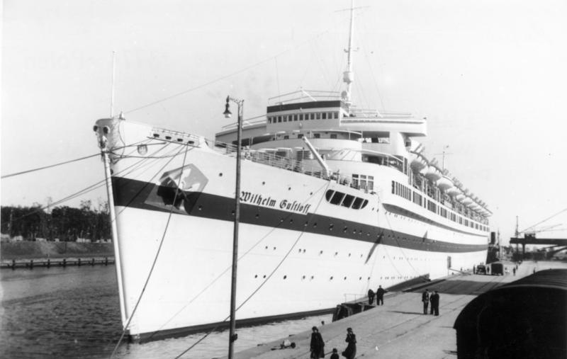 «Вильгельм Густлофф», 30 января 1945 год. история, катастрофы, кораблекрушения, корабли, море