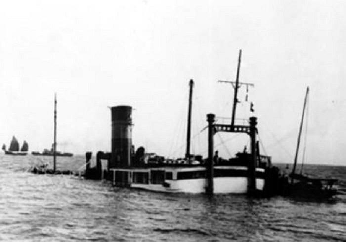 «Kiangya», 3 декабря 1948 года. история, катастрофы, кораблекрушения, корабли, море