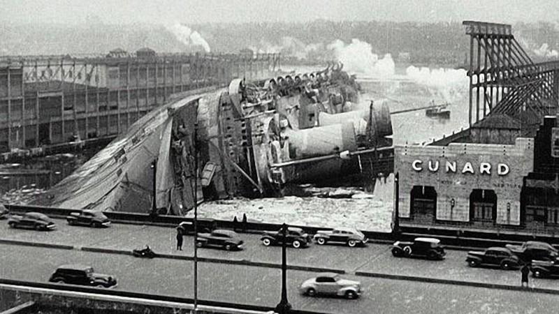 9000 жертв: Самые страшные морские катастрофы XX века история, катастрофы, кораблекрушения, корабли, море
