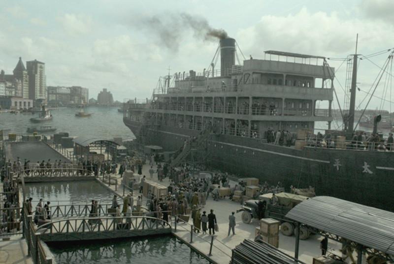 «Цзинь-Юань» и «Тайпин», 27 ноября 1949 года. история, катастрофы, кораблекрушения, корабли, море