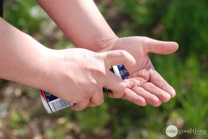 10. Собираетесь в поход? Прихватите с собой небольшой флакон пены для бритья полезно, советы