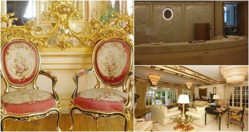 Квартира Николая Баскова вкусы, вычурно, звезды, квартиры