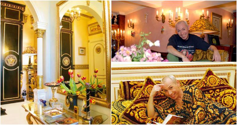 Квартира Александра Пескова вкусы, вычурно, звезды, квартиры