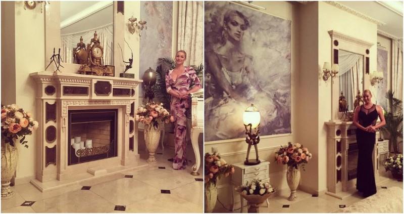 Узнай звезду по квартире: интерьеры под стать знаменитостям вкусы, вычурно, звезды, квартиры