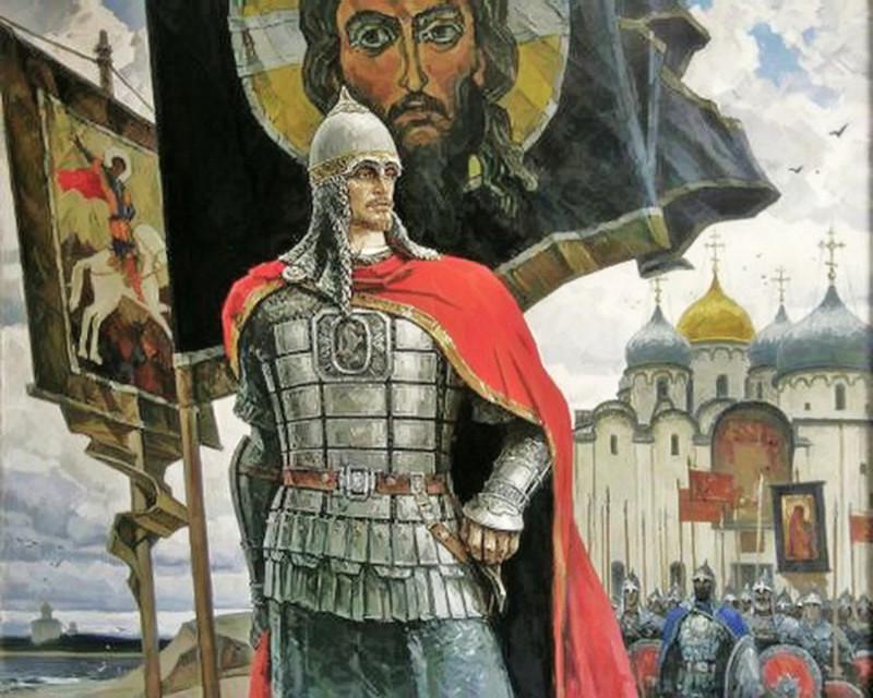 Александр невский своими руками 306