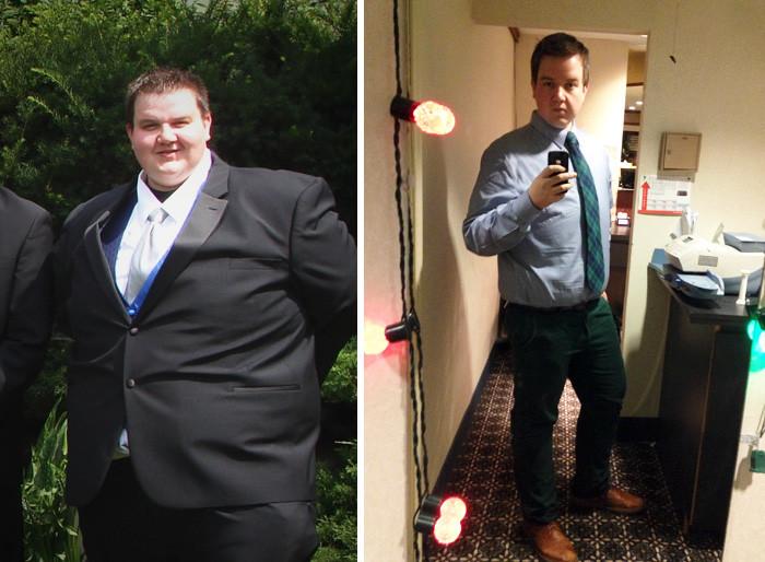17. Из 192 кг в 111 кг, 2007-2013 похудение, результат