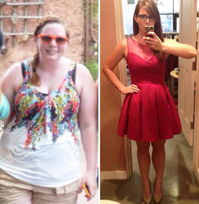 38. - 23 кг за год похудение, результат