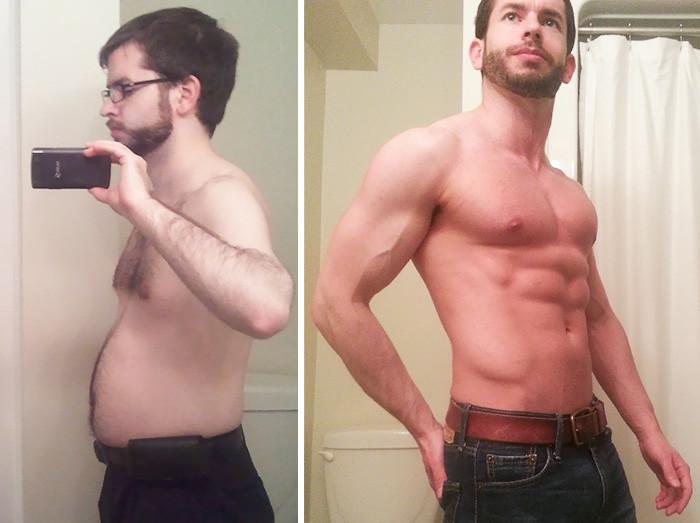 46. Преображение за 3 года похудение, результат