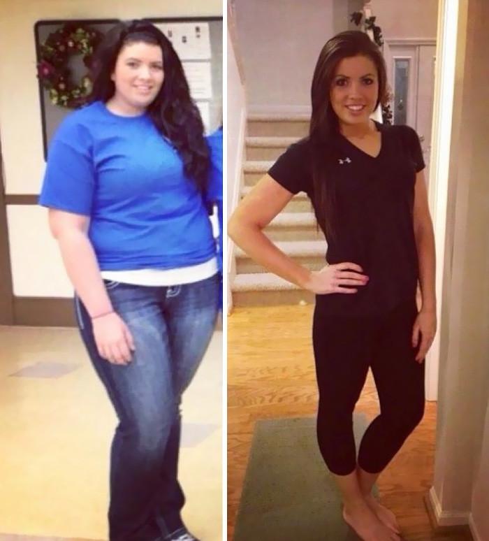 29. Декабрь 2012 Vs Декабрь 2013. - 40 кг похудение, результат