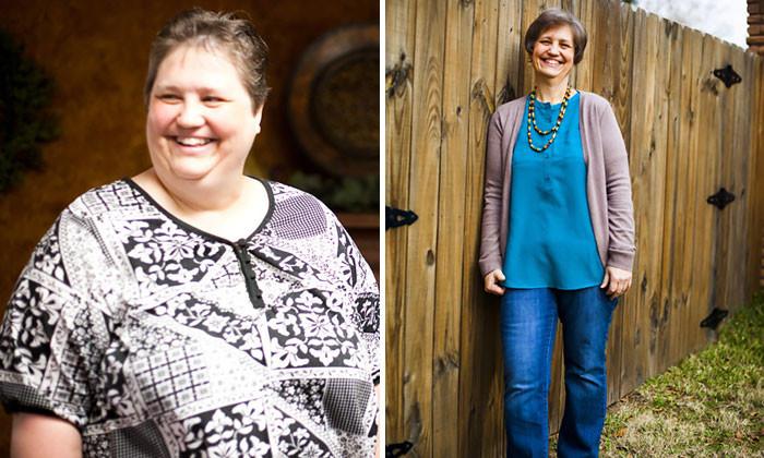 36. - 75 кг похудение, результат