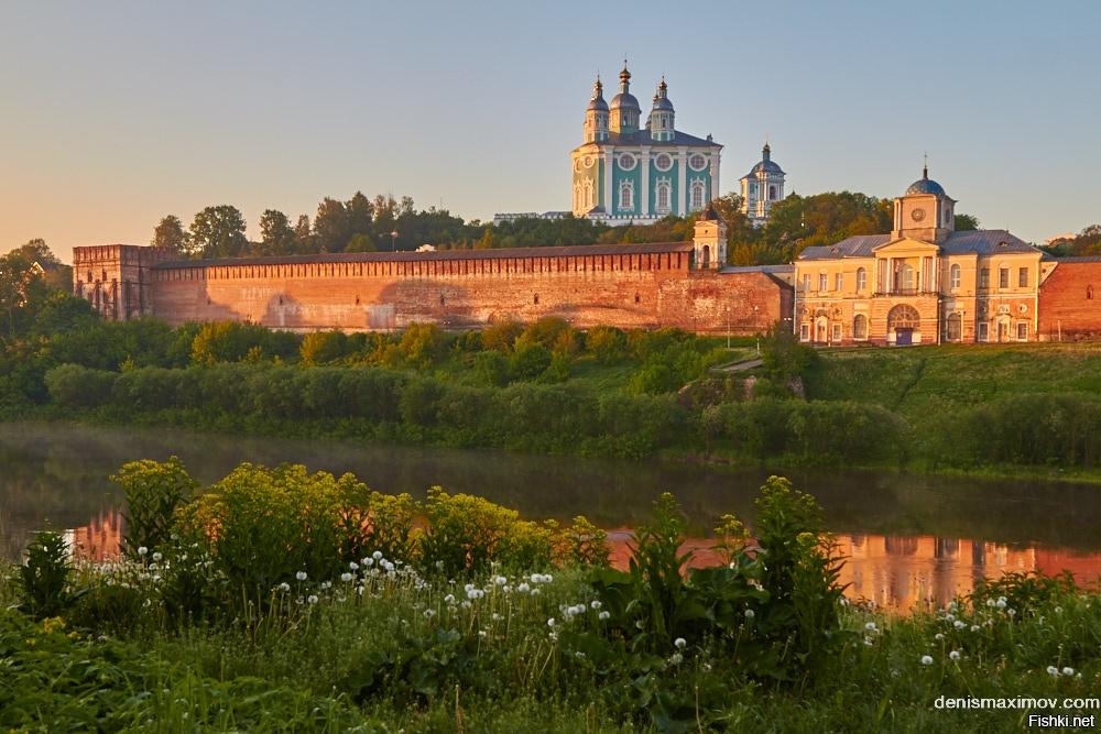 Картинки город смоленск