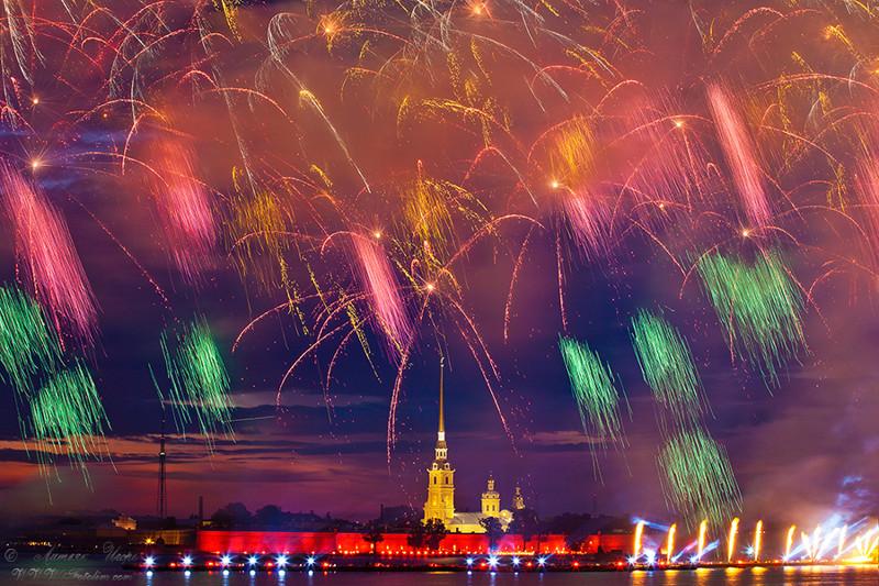 петербург поздравления с юбилеем роман приятное