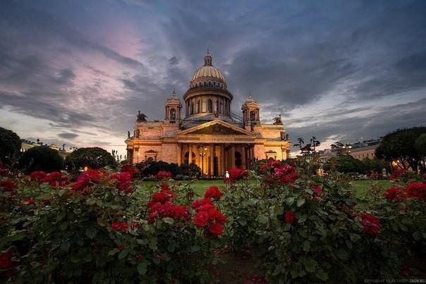 27 день рождения санкт петербурга