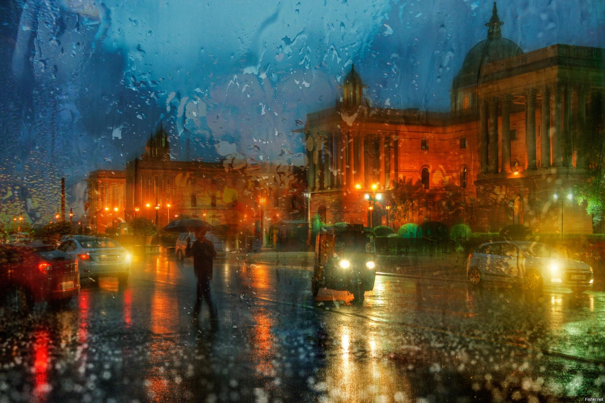 этой красивые картинки вечернего дождя этом заключается секрет