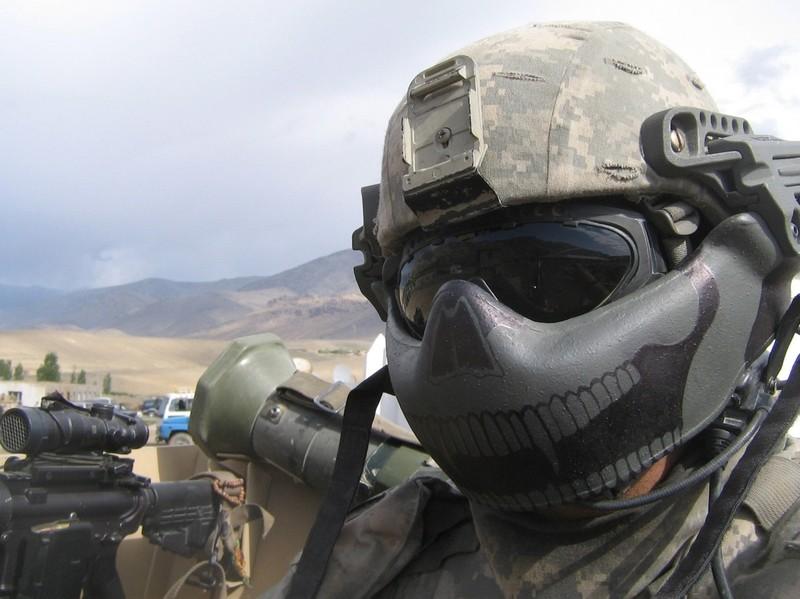 Спецназ США. армия, будущее, солдаты