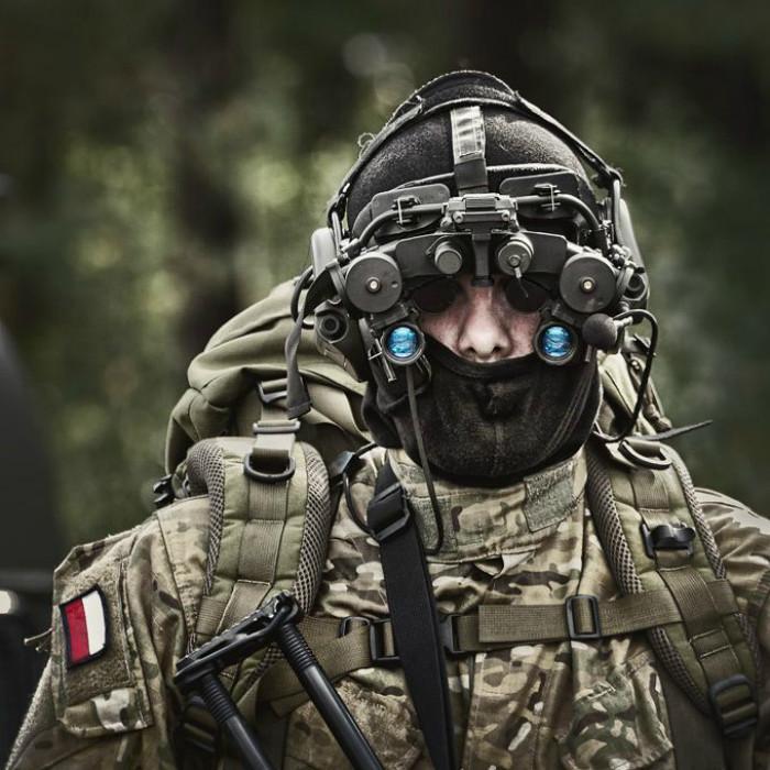Польский спецназ. армия, будущее, солдаты