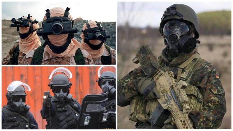 Современные солдаты, которые выглядят как пришельцы из будущего армия, будущее, солдаты
