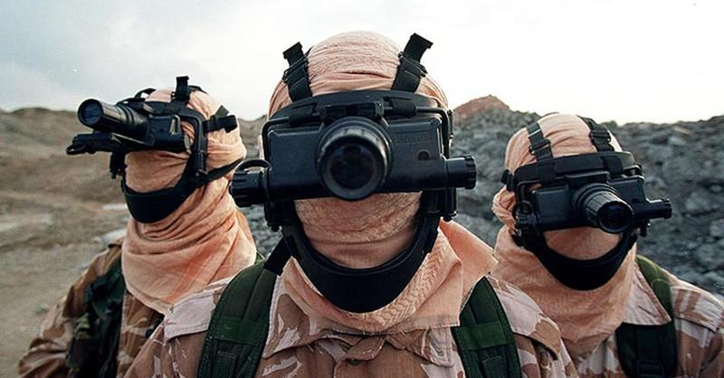Британский SAS. армия, будущее, солдаты