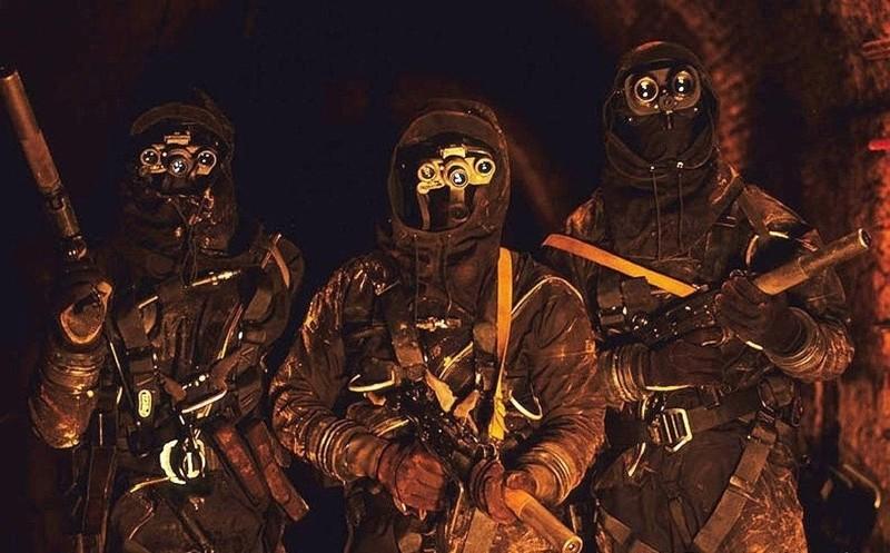 Французские специальные силы. армия, будущее, солдаты