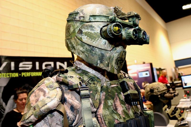 Бронекостюм TALOS. Совсем скоро так будут выглядеть спецназовцы США. армия, будущее, солдаты