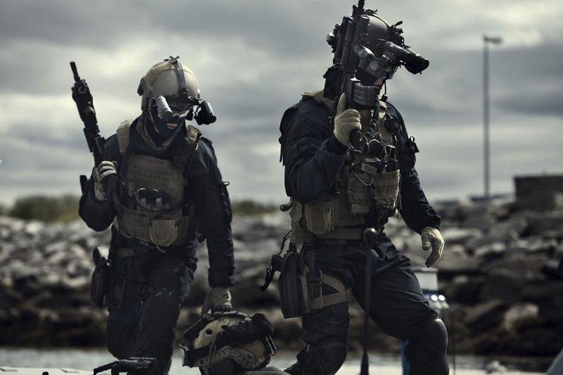 Спецвойска Норвегии. армия, будущее, солдаты