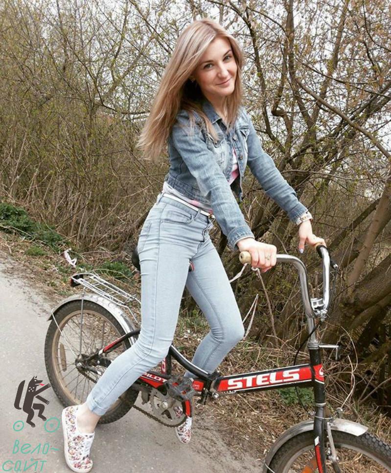 велосипедах знакомство на