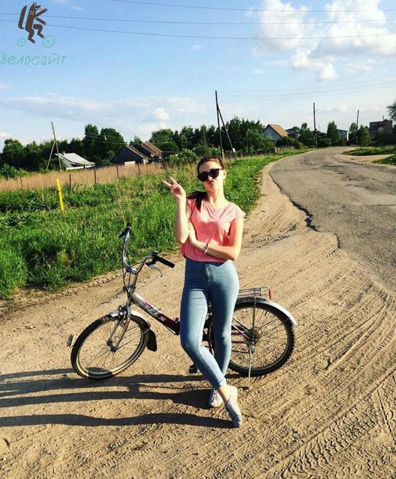 Знакомство С Велосипедистом
