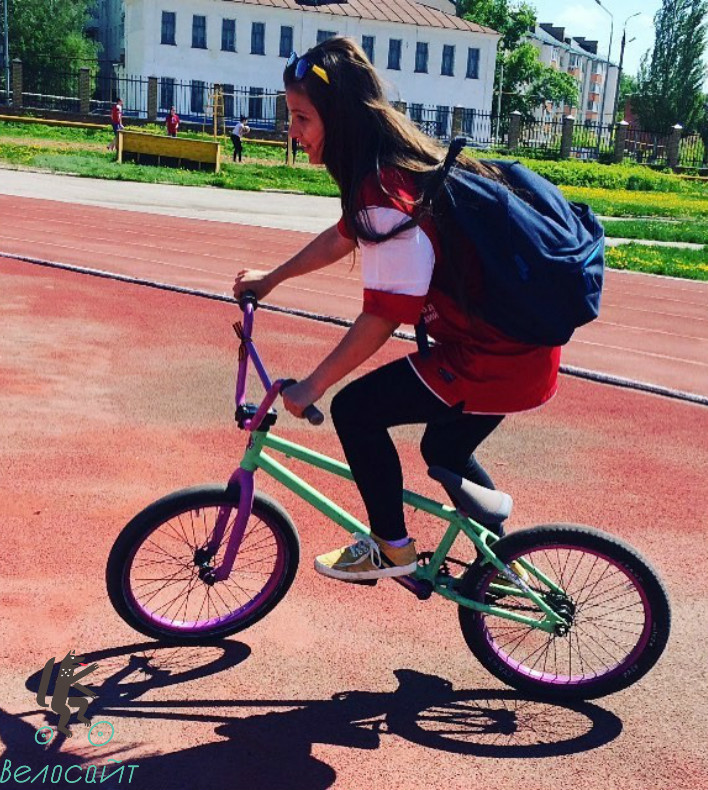 для прогулок знакомства вело