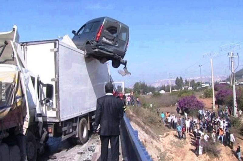 Как?! аварии, автомобили, водители, прикол, юмор