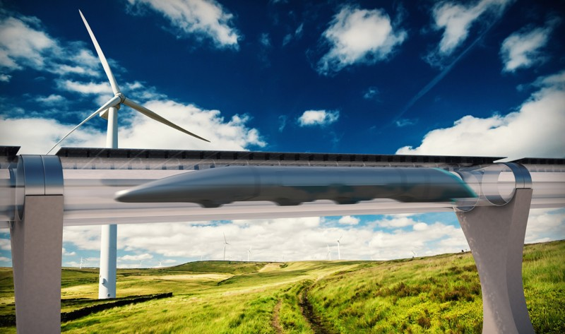 Hyperloop tesla, Илон Маск, факты