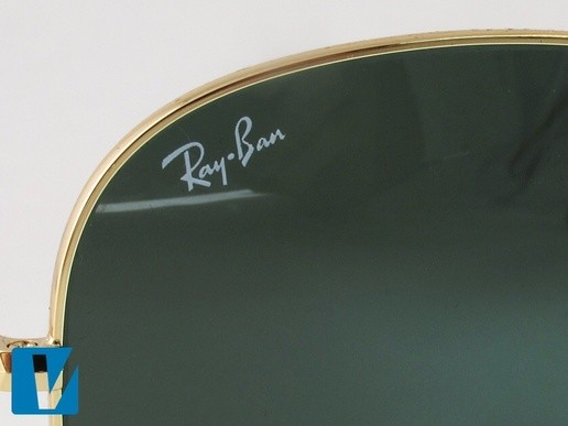 3a986847c0c4 Линзы оригинальных Ray-Ban Aviator Ray Ban, original, отличить, очки,  подделка