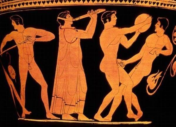 Секс в греции красивый в hd