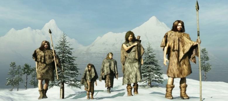 7. 80 000 лет назад популяция людей серьезно сократилась история, первобытные люди, факты