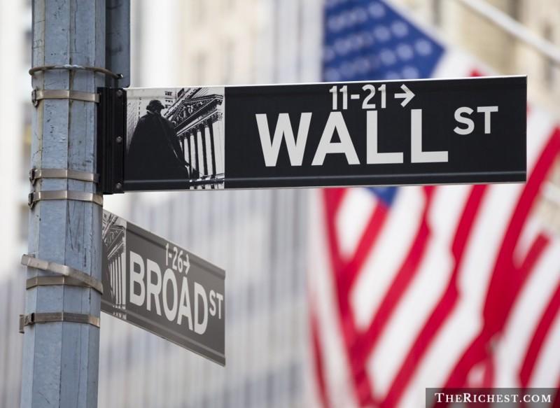 2. Основные денежные вливания Клинтон получает с Уолл-стрит Хиллари Клинтон, факты