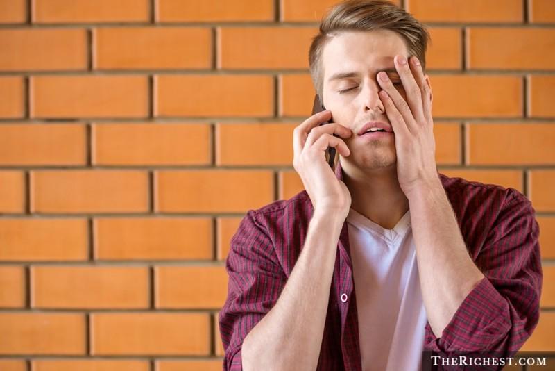 13. Когда мужчина слушает, его мозг в этом процессе задействован только наполовину мужчина, мужчины и женщины, факты, физиология