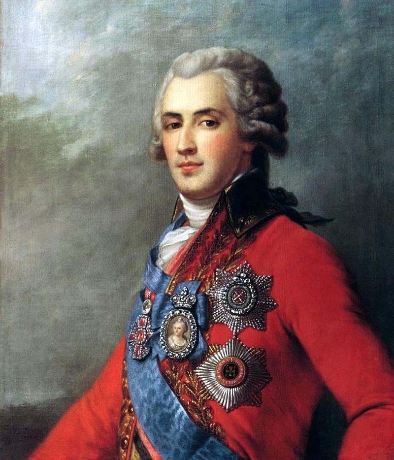 Потемкин Григорий Александрович (1739-1791), Чижово - Рэдений-Векь