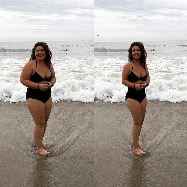 Фотошоп Похудения Тела Онлайн. Коррекция фигуры в фотошопе