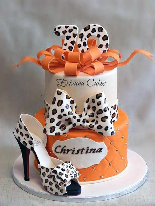 торт с туфелькой фото моя песня-в который