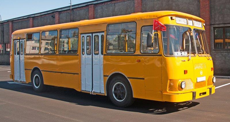 Немецкие студентки в автобусе