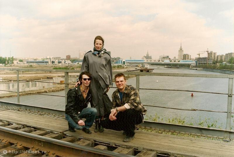 Москва девяностых в фотографиях