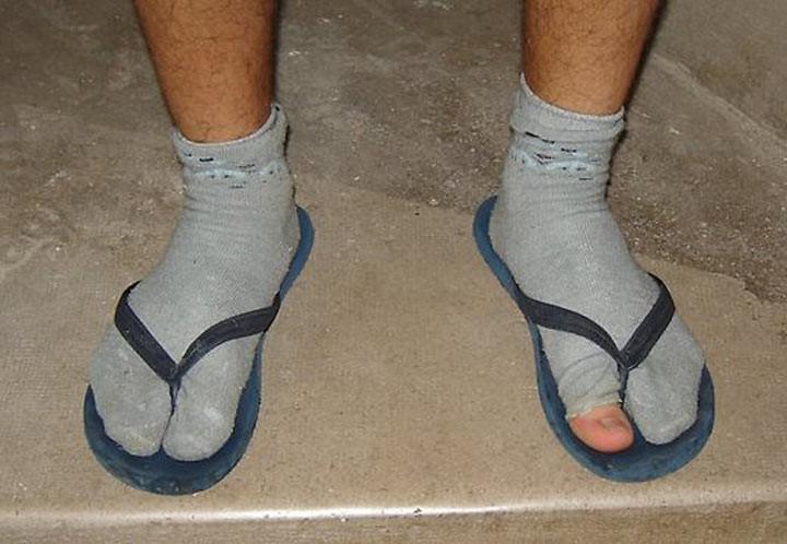 Картинки по запросу носки под вьетнамки