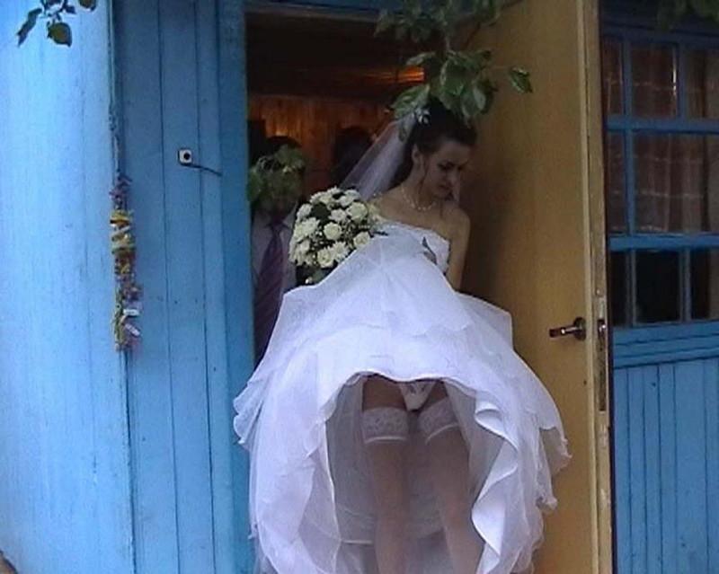 скрытая камера на свадьбе за невестой съемки