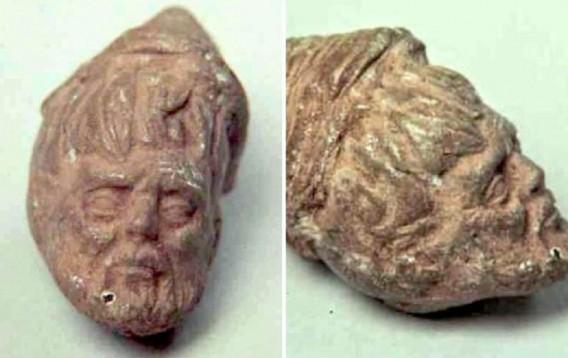 Древнеримская статуя в Мехико загадки, история человечества, находки, непознанное