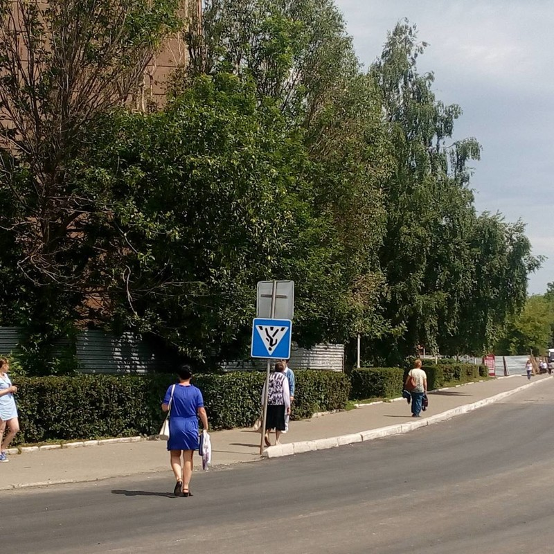 Какая зебра - такой и пешеходный переход всё через одно место, и так сойдёт, не надо так, прикол, рукопоп, юмор