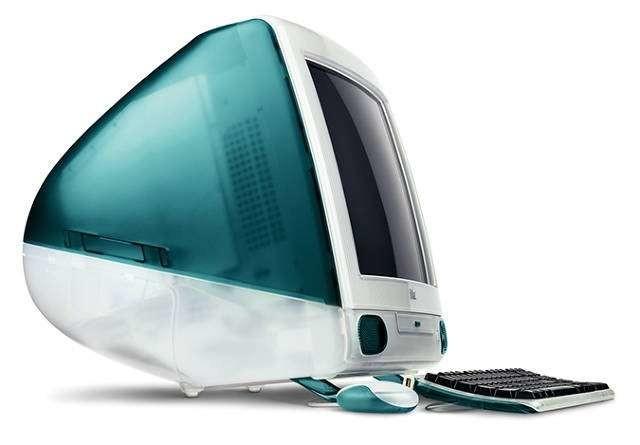 Моноблок Apple гаджеты, девяностые, ностальгия