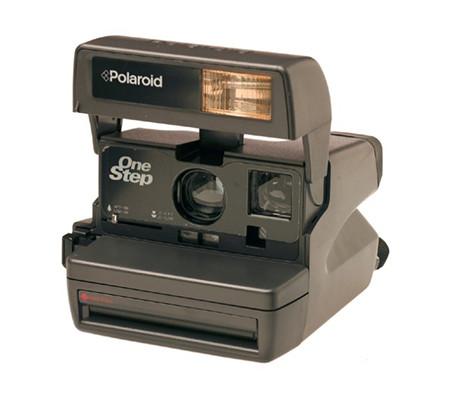Фотоаппарат Polaroid гаджеты, девяностые, ностальгия