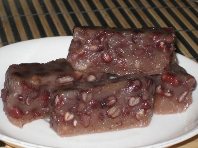 6. Пирог из красной фасоли десерты, еда, мерзость, отвратительная еда, факты
