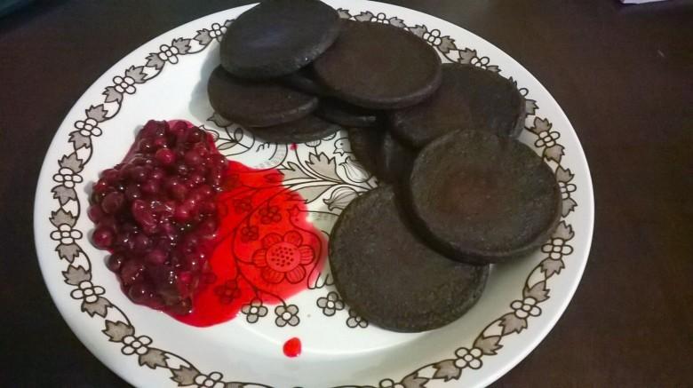 12. Блодплэттер десерты, еда, мерзость, отвратительная еда, факты